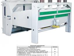 Зерноочистительные машины (сепараторы) БСХ-100 (200, 300)