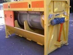 Зерноочистительный сепаратор ЗСО- барабанного типа