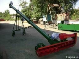 Завантажник Навантажник Протруювач транспортер шнеки рум кун