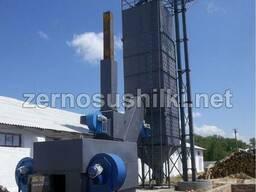 Зерносушилка шахтная - фото 1