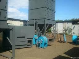 Зерносушилка шахтная - фото 3