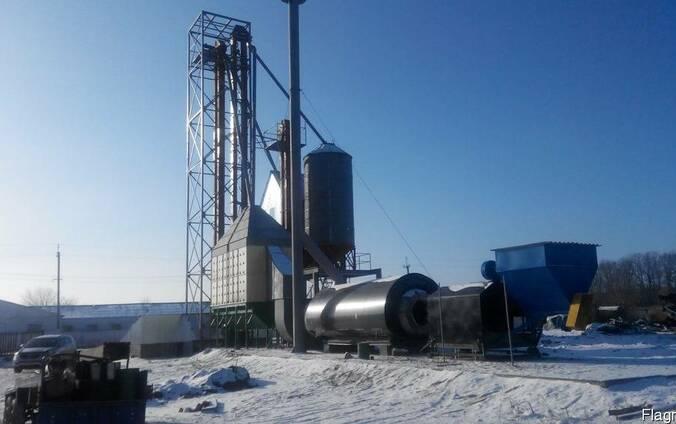 Зерносушилки на альтернативных видах топлива
