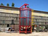 Зерносушилка бункерная циркуляционная СБЦ-32, Зерносушилка 32м³ - фото 5