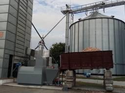 Зерносушилки ToR СД на дровах, щепе, пеллетах