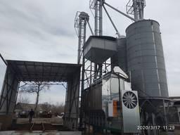 Зерносушилки ЗАВы Элеваторы