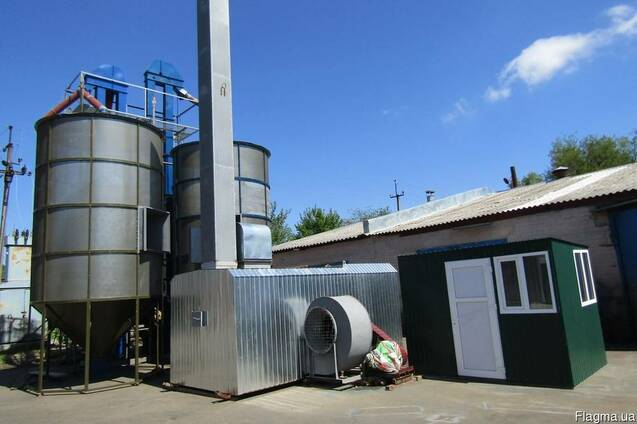 Зерносушильный комплекс «Энергия-Эко»