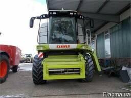 Зерноуборочный комбайн CLAAS Lexion 580 (№557).