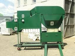 Зерновой аэродинамический сепаратор ИСМ 10 с ЦОК