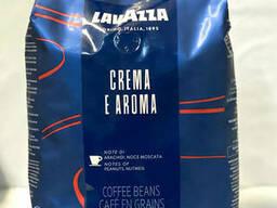 Зерновой кофе Lavazza Crema e Aroma 1 кг в новой пачке. ..