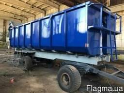 Зерновоз прицеп тракторный ПТС
