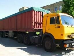 Зерновые перевозки по Украине! не дорого!