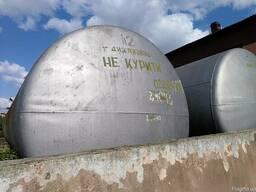 Ж/д цистерна емкость резервуар бочка - фото 1