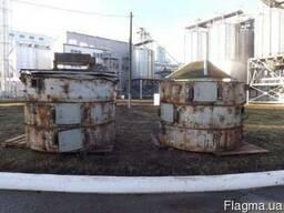 Жаровни для маслоцеха на 100 тонн