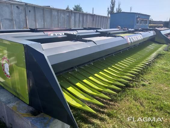Жатка для уборки подсолнечника подсолнуха, соняшника в НАЛИЧИИ