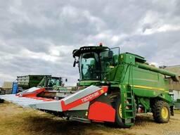 Жатка італійська кукурузная Tecnomais для John Deere 2019 - фото 3
