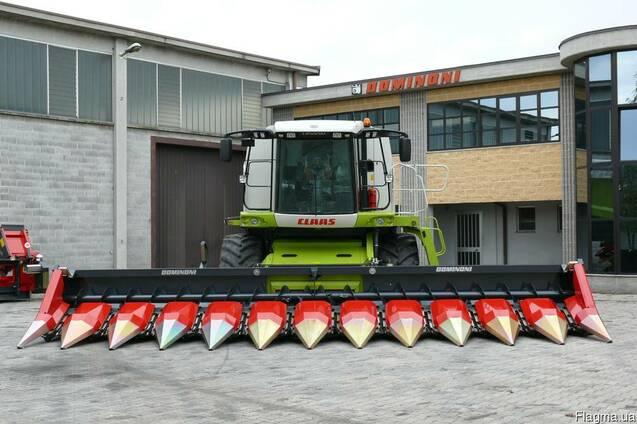 Жатка кукурузная Dominoni S798B