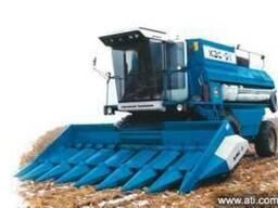 Жатка кукурузная КМС 8 и КМС 6