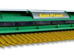 Жатка сплошного среза для уборки подсолнечника SunPlant