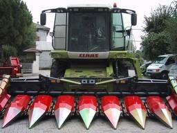 Жатка для уборки кукурузы Dominoni