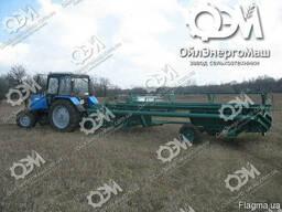 Жатка валковая прицепная зерновая ЖВП-4.9