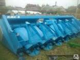 Жатки для уборки кукурузы КМС-6. , КМС-8; КМС-8-03; КМС-8-12 - фото 1