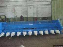 Жатки для уборки подсолнечника ПЗС для импортных комбайнов