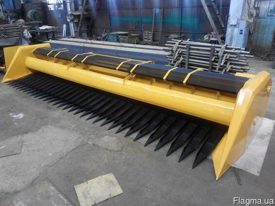 Жатки для уборки подсолнечника Сварог - 6 метров