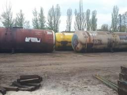 Железнодорожная цистерна 73 м. куб.