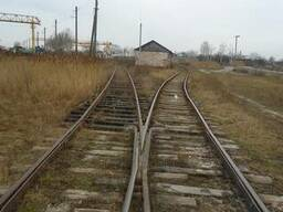 Железнодорожная ветка и склады 2,5га