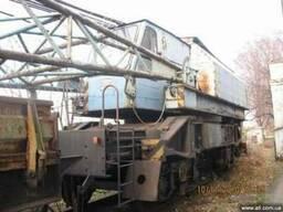 Железнодорожный кран (Такраф) ЭДК-300, 1988 г.в.