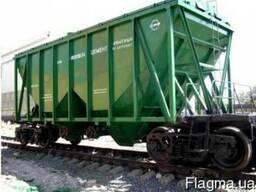 Железнодорожные перевозки зерна и других с/х культур