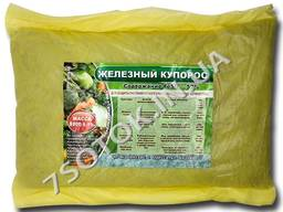 Железный купорос 1 кг, Оригинал упаковка 10 шт, Сульфат железа