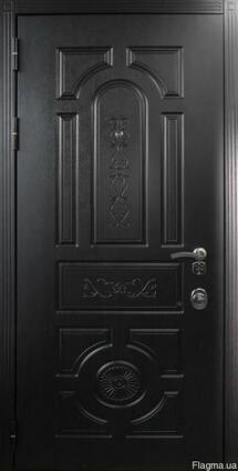 Недорогая Входная Дверь из Металла/Стали