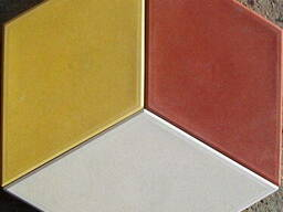 Железобетонная пр-ция: шлакоблок, плитка, бордюр, еврозабор - фото 2