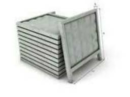 Железобетонный забор П5-ВК цена, купить, доставка