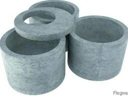 Крышки колодцев: плиты перекрытия 2ПП25.2-1-П