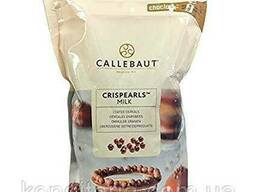 Жемчужины Callebaut Сriaspearls Milk