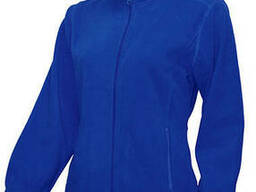 Женская флисовая куртка цвет синий в наличие