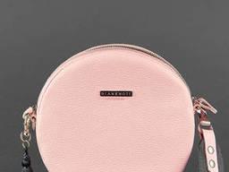 Женская кожаная сумка розовая Tablet BlnkntBN-BAG-23-barbi