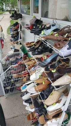Женская обувь Stok На лабутенах Сток Секонд-хенд Second hand