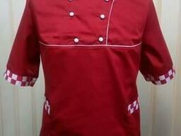 Женская поварская куртка Офелия