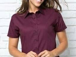 Сорочка женская с коротким рукавом jhk shrl ss pop