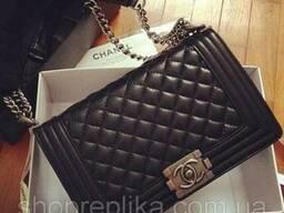 Женская сумка Chanel Бой , Chanel Шанель