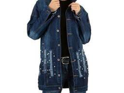 Женские джинсовые куртки оптом, Европа, в наличии и под заказ