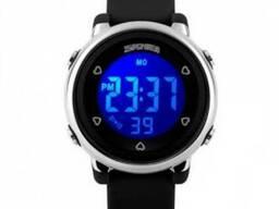 Женские наручные часы Skmei Kraft Black II