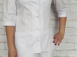 Женский медицинский костюм Оливия, ткань элит-котон