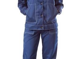Женский рабочий костюм, униформа женская, спецодежда