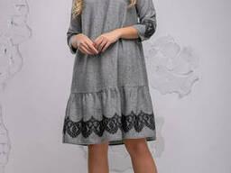 Женское платье деми 44-50 , доставка по Украине