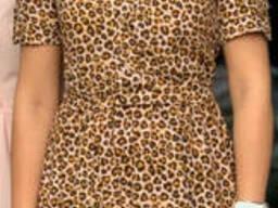 Женское принтовое платье 42-48 , доставка по Украине