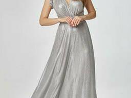 Женское вечернее платье Lipar Серебро